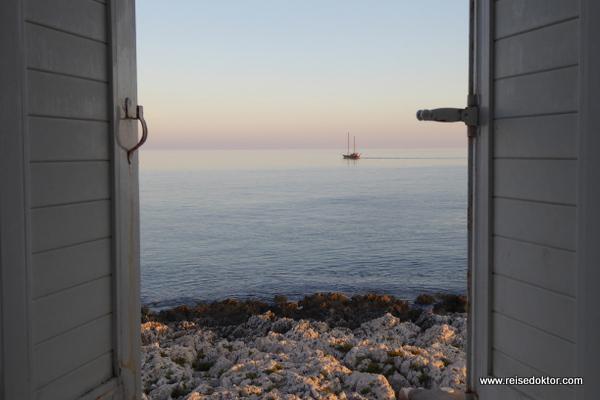 Leuchtturm in Istrien