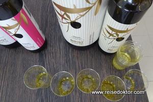 Olivenöl in Vodnjan