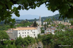 Unterwegs im Hinterland von Istrien