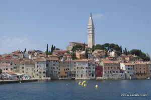 Rovinj - eine Perle in der Adria