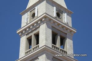 Vrsar Kirchturm