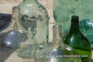 weinflaschen Groznjan