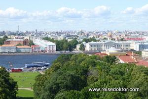 Ausblick St. Petersburg