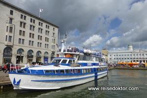 Ausflugsboot Helsinki