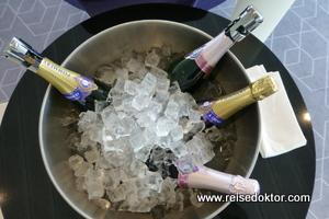 Champagner auf Mein Schiff 4