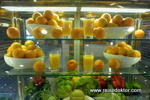 Frühstücksbuffet Mein Schiff 4