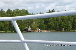 Helsinki Bootsfahrt