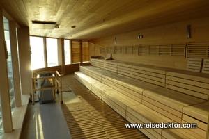 Mein Schiff 4 Sauna