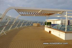 Mein Schiff 4 Sonnendeck