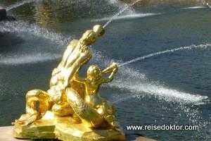 """""""Es ist alles Gold was glänzt"""" in St. Petersburg"""