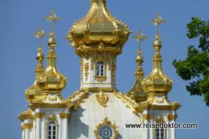 Gold im Peterhof