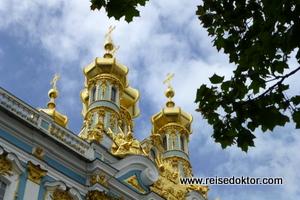 St. Petersburg Katharinenpalast