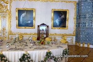 Raum im Katharinenpalast
