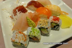 Sushi auf Mein Schiff 4
