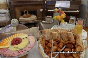 Frühstück Villa Rivoli