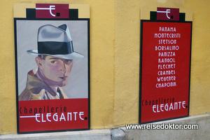 Schilder in Nizza