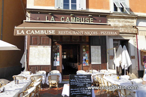 Restaurant in Nizza