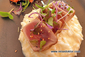 Thunfisch CBeach Restaurant