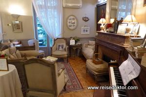 Villa Rivoli Salon