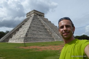 Chichén Itzá – Mayastätte auf der Halbinsel Yucatán