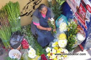 Markt in Mexico City