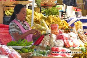 Markt in Oaxaca