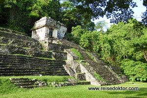 Mayastaette in Palenque
