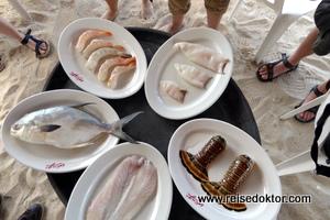 Meeresfrüchte in Mexiko