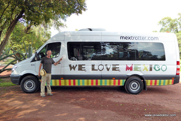 Mextrotter Bus