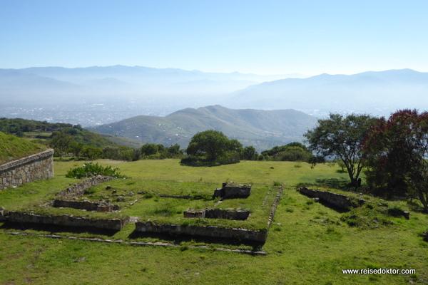 Monte Alban, Mexiko