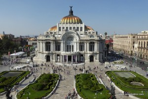 Highlights und Sehenswürdigkeiten in Mexico City
