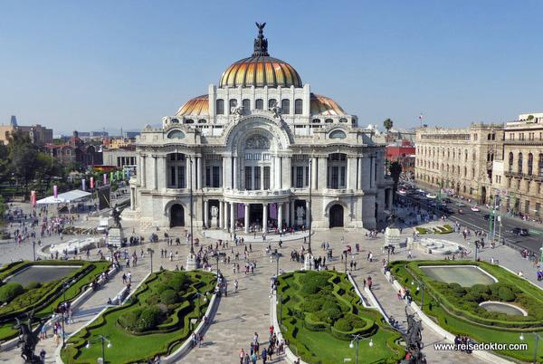 Palast der schönen Künste