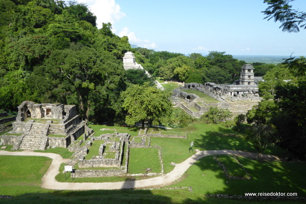 Palenque in Mexiko