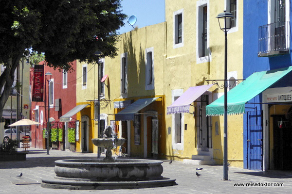 Puebla in Mexiko