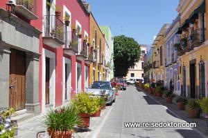 Puebla Strasse