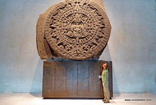 Sonnenstein in Mexiko