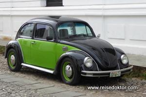 VW Käfer in Mexiko