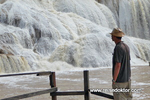 Wasserfall in Mexiko