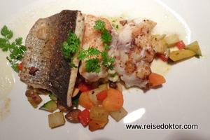 Abendessen im Kitzhof