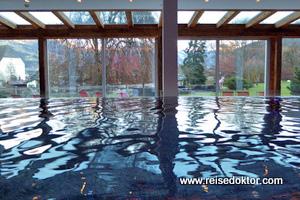 Pool im Kitzhof