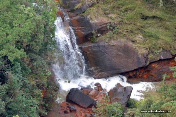 Buayabo Wasserfall