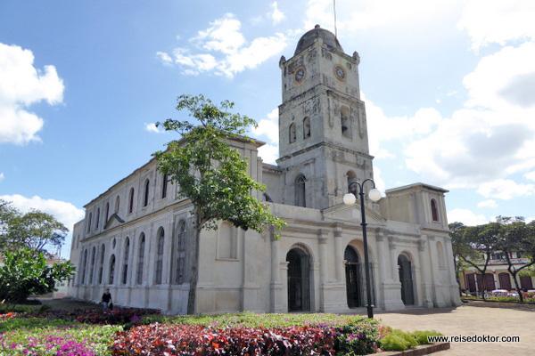 Holguin Kirche