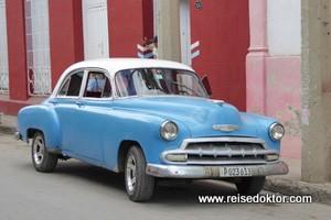 Ankunft in Holguin auf der Insel Kuba
