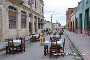 Manzanillo Strassenfest