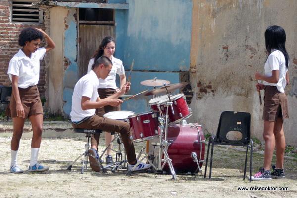 Musikschule in Holguin