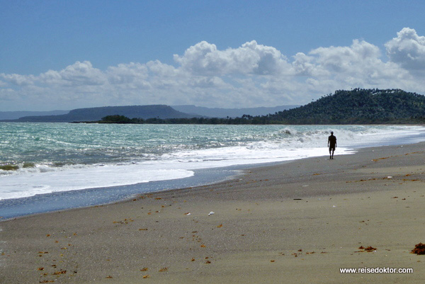 Strand bei Baracoa