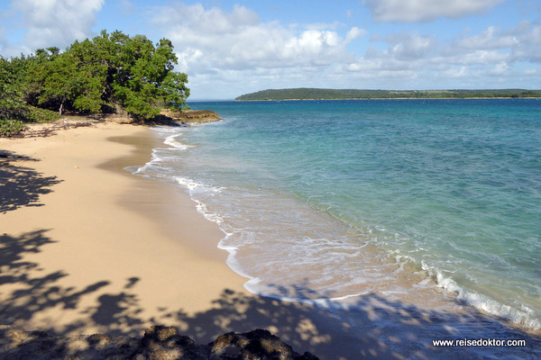 Strand Cayo Saetia