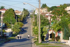 Vista Alegre in Santiago de Cuba