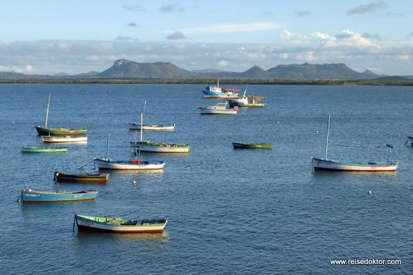 Gibara Hafen