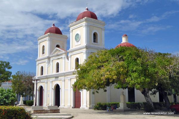 Gibara - Kirche